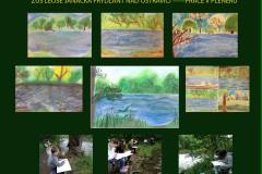 Plenérová malba, červen 2020